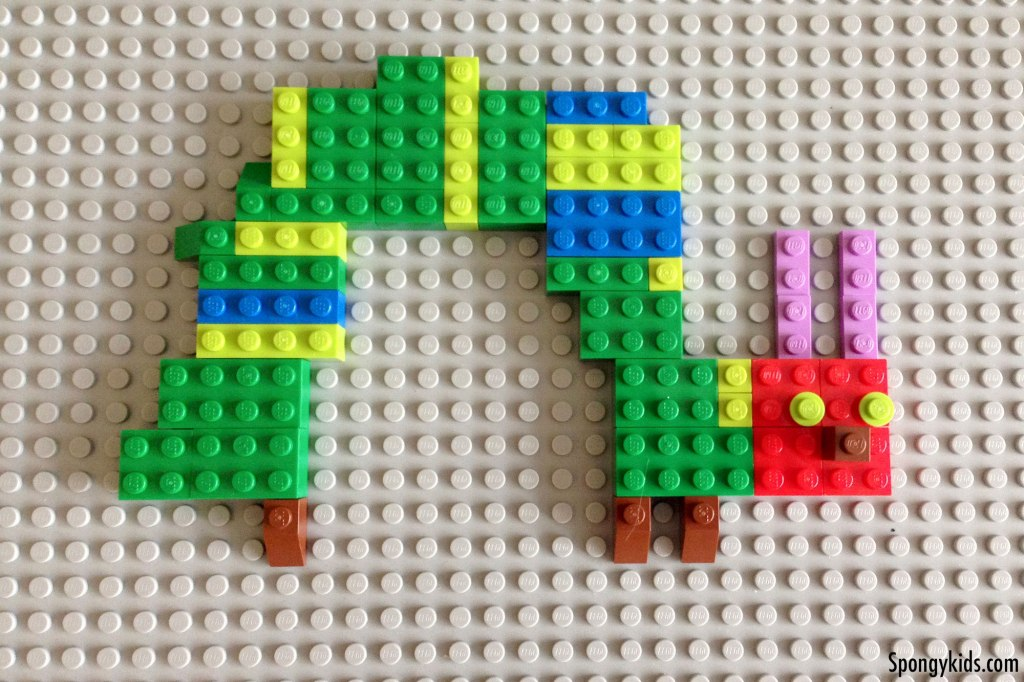 LEGO Activities The Very Hungry Caterpillar