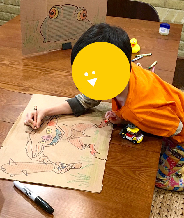 Pretend Play Idea: Inspired by Legend of Zelda Breath of the Wild - Coloring characters