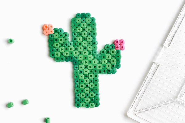 Introducing Perler Beads for Little Kids