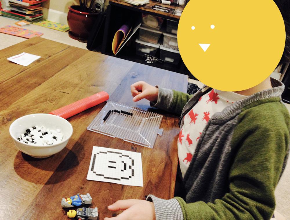 Introducing Perler Beads for Little Kids2