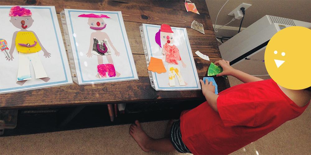 Pretend Play for Kids: Fashion Designer