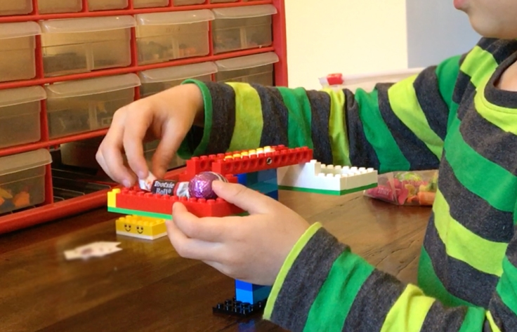 Lego Balance Scale Activity Ideas for Kids