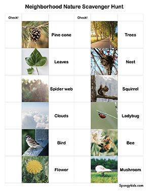 Neighborhood_Nature_Scavenger_Hunt printable PDF file